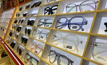 Glasses and Optics in KIPMall Tampoi